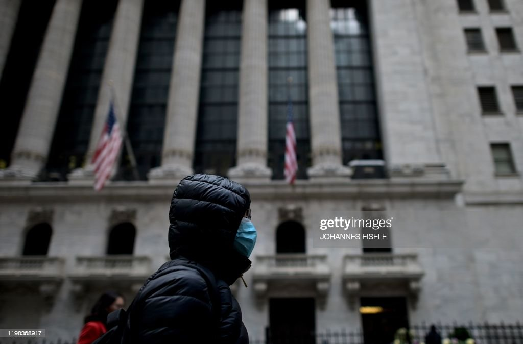 US-ECONOMY-NYSE : News Photo