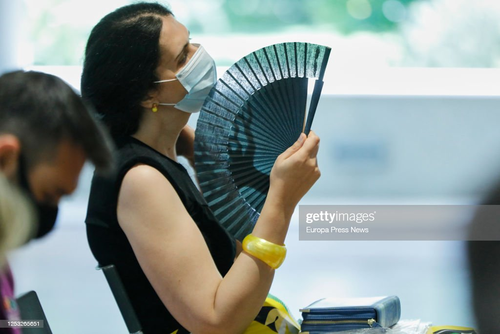 New Heatwave In Spain : News Photo