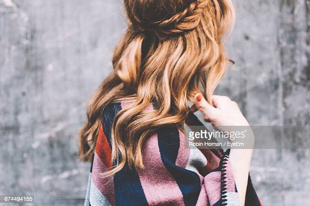 woman with braided hair - braided hair stock pictures, royalty-free photos & images