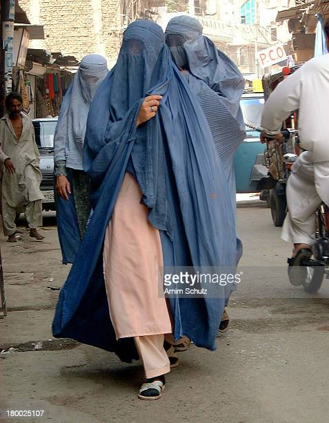 CONTENT] Woman with burka