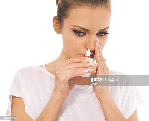 infection virus de saison. Froid