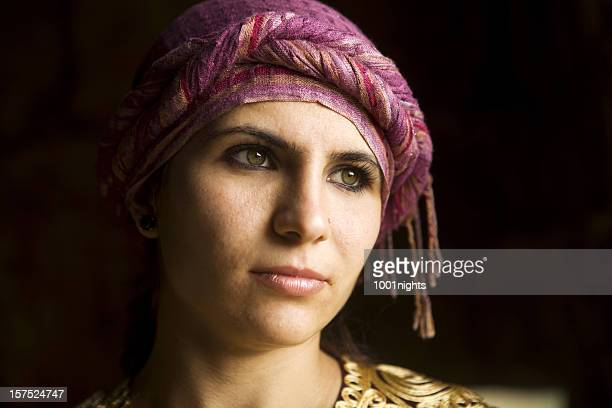 woman with traditional clothing - headwear stock pictures, royalty-free photos & images