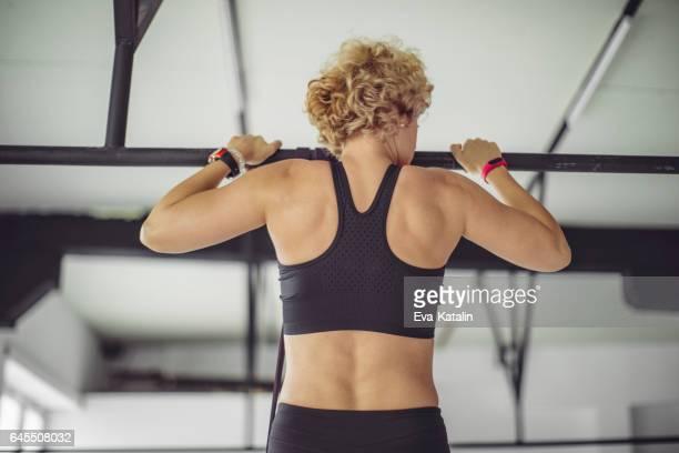 - Frau Training