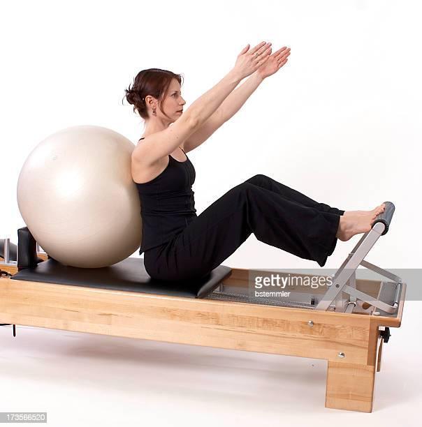 Pilates mujer