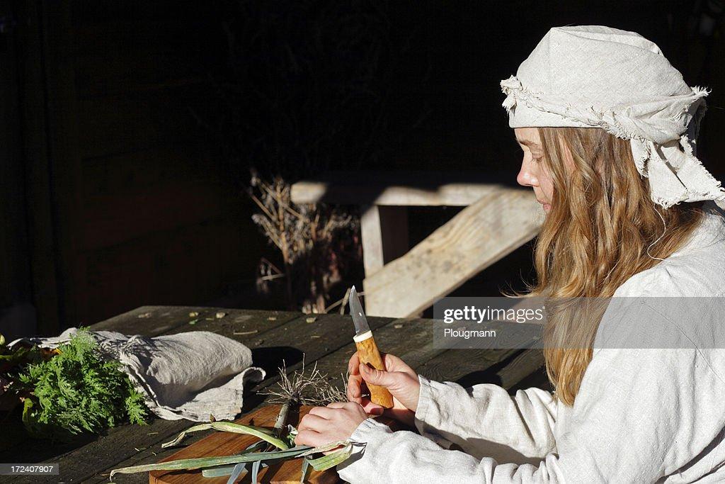 woman working : Stock Photo