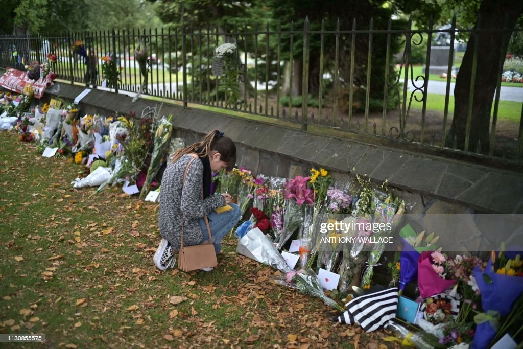 NZEALAND-ATTACK-MOSQUE : News Photo