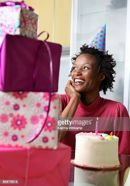 Woman's birthday