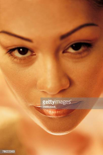 woman's face - thinkstock stock photos and pictures
