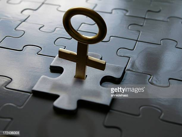 woman's Schlüssel