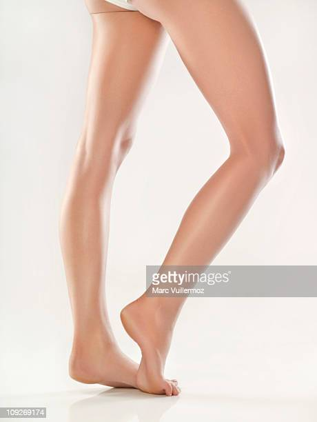 woman's legs - human leg stock photos and pictures