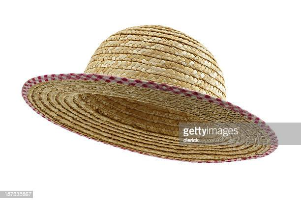 woman's straw hat