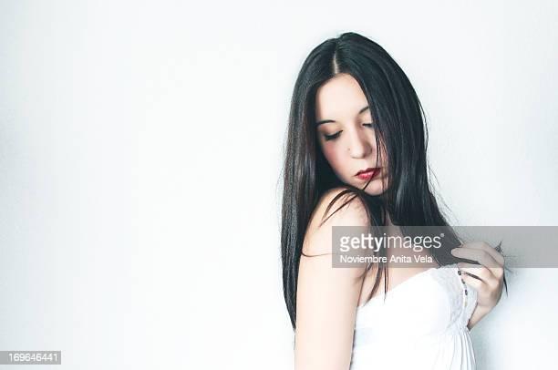Womans's portrait