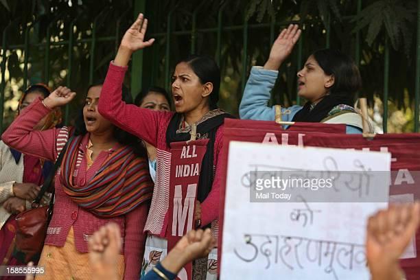 2012年 インド集団強姦事件 画像...