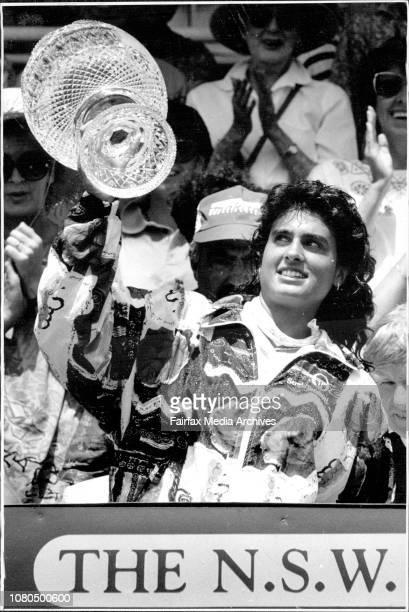 Women amp ***** FinalGabriela Sabatini V Arantxa Sanchez Vicario January 12 1992