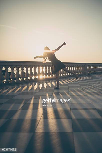 Dancing Shadow Stock Photos and Pictures | Getty Images