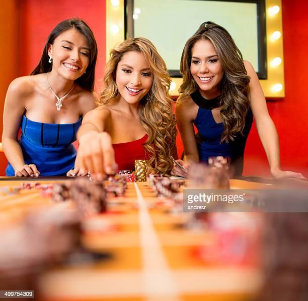 女性のカジノ