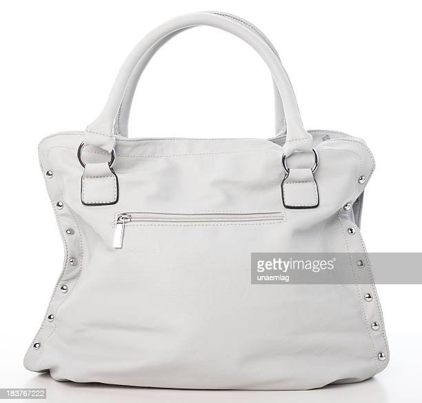 women bag - gray purse stock pictures, royalty-free photos & images