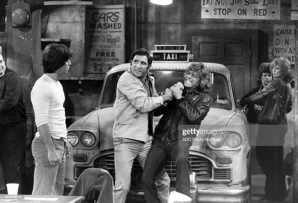TAXI - 'A Women Between Friends' which aired on October 30, 1979. (Photo by ABC Photo Archives/ABC via Getty Images) TONY