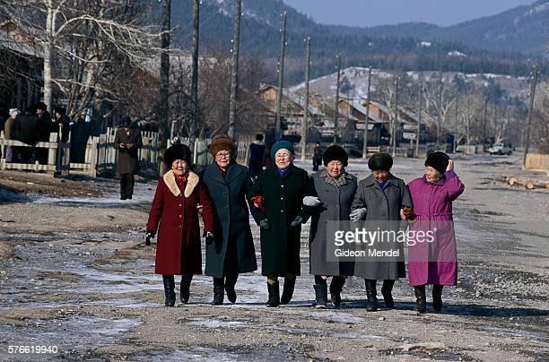 Women Celebrating International Women's Day
