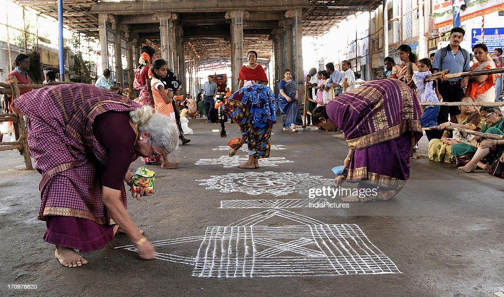 Kapaleesvarar temple : News Photo