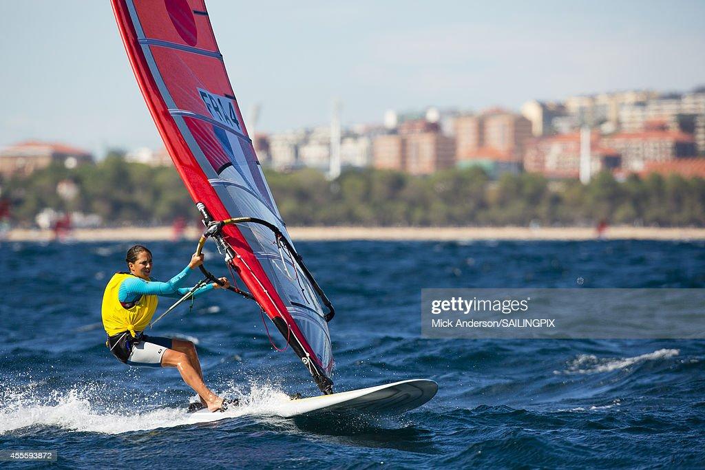 2014 ISAF Sailing World Championships - Day 4 : News Photo