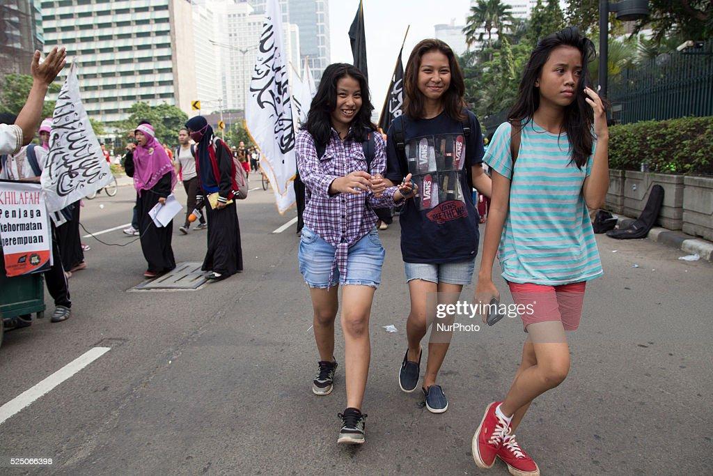 Jakarta women