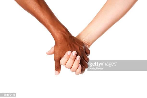 Frauen Hände halten