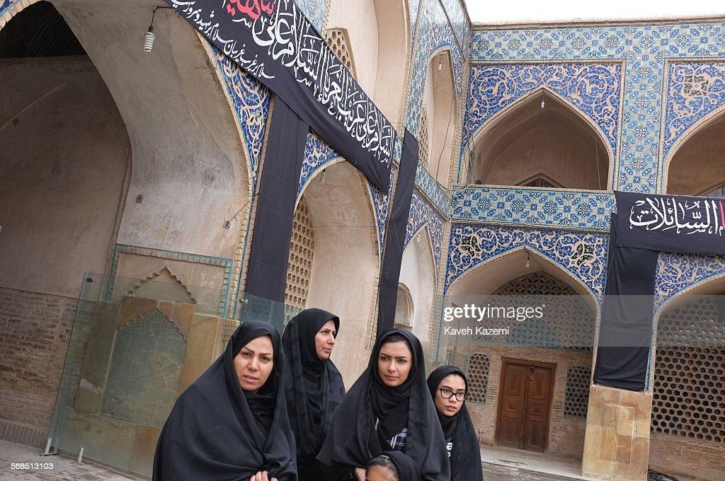 Jameh Mosque : News Photo