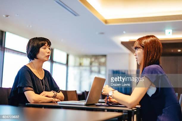 Women in business in Japan