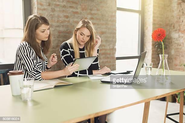 Femmes d'affaires