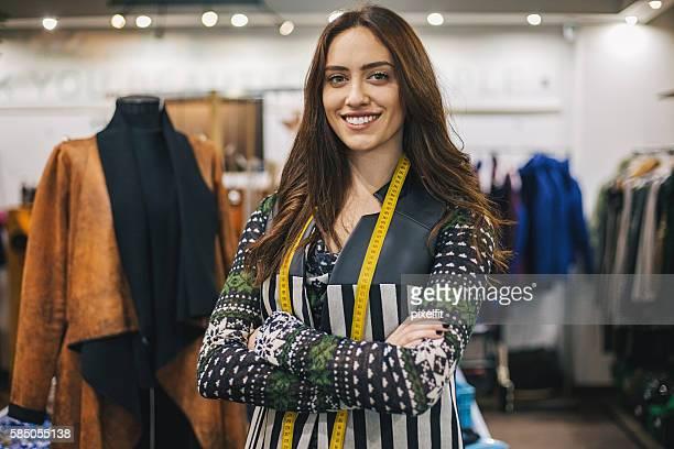 Women in fashion business