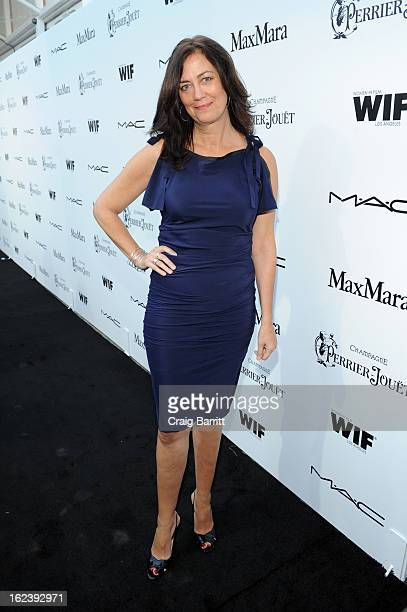 Women in Film President Emeritus Jane Fleming attends the 6th Annual Women In Film PreOscar Party hosted by Perrier Jouet MAC Cosmetics and MaxMara...