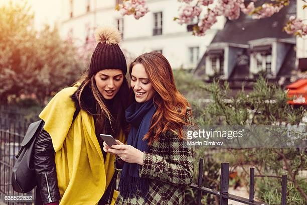 Women in Paris