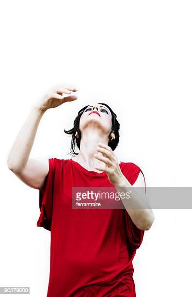 Frauen in Rot