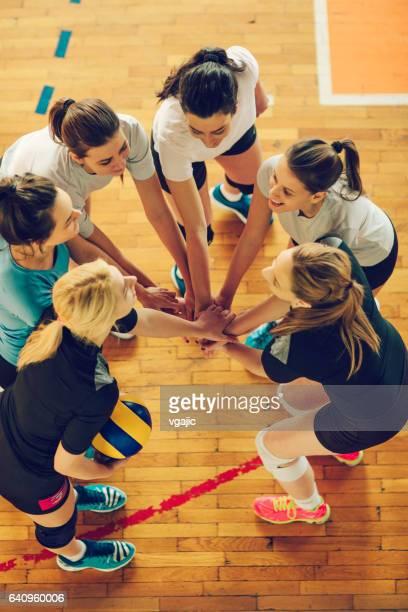 Femmes dans le Sport - volley-ball
