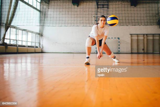 Women In Sport - Volleyball