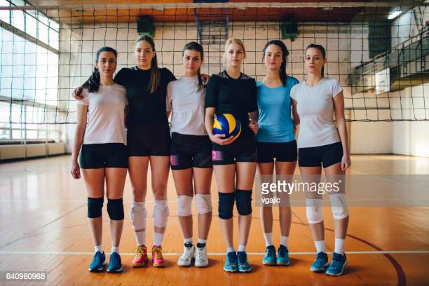 women in sport - volleyball - volleyball sport stock pictures, royalty-free photos & images