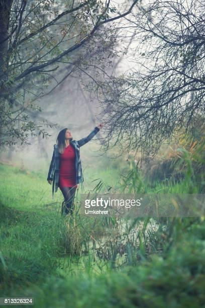 Vrouwen in de natuur