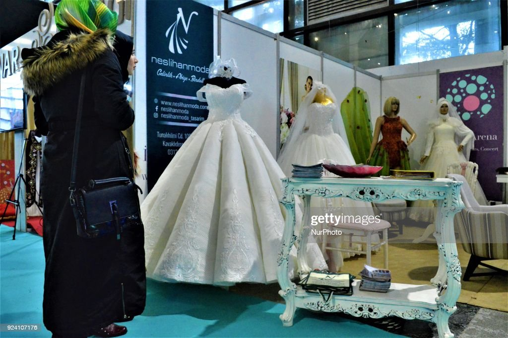 First Wedding Preparations Festival in Ankara