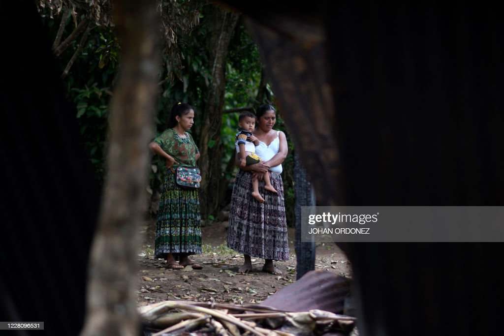 GUATEMALA-ATTACK-indigenous : News Photo