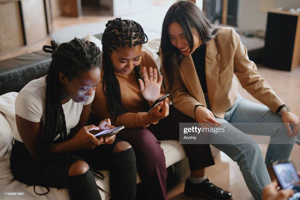Telefoon chat dating