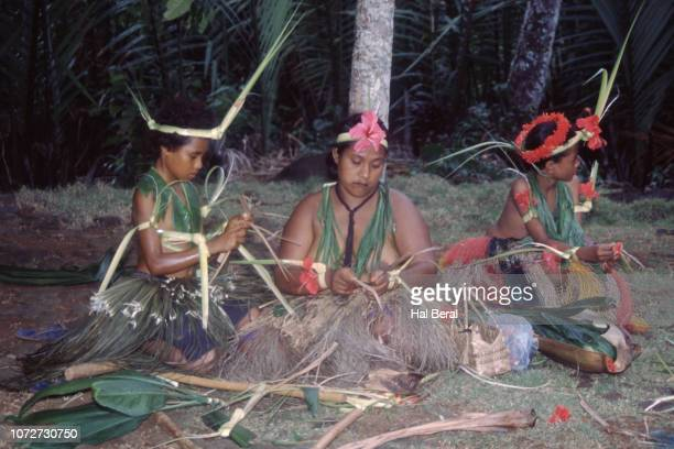 women making decorations for dance - for stock pictures, royalty-free photos & images
