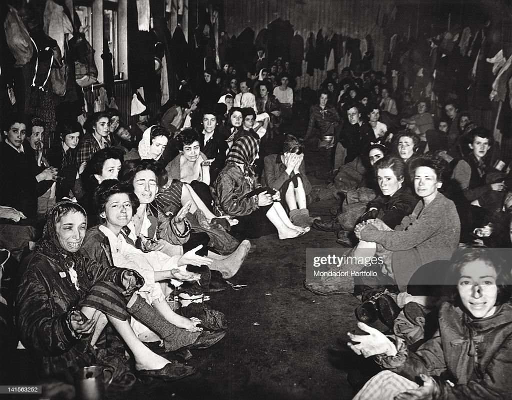 Extermination Camps : News Photo