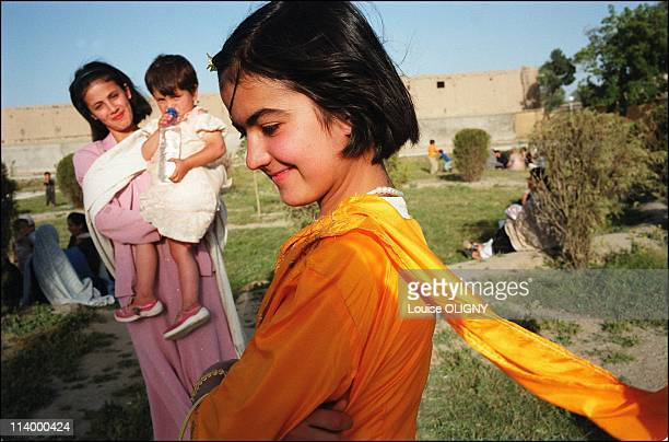 Women of Afghanistan their freedom remains fragile In Kabul Afghanistan In June 2003Women garden in Kabul The only place where Afghan women are free...