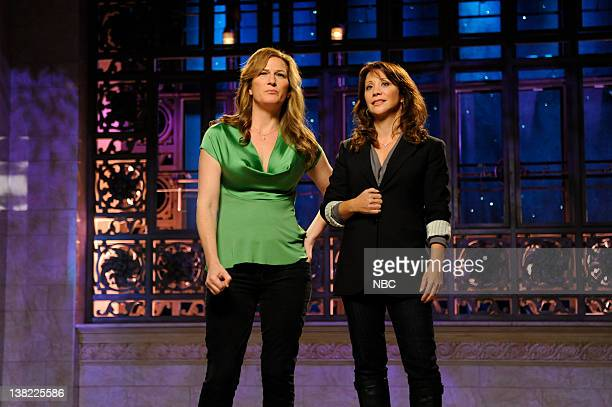 Women of SNL -- Pictured: Ana Gasteyer, Cheri Oteri