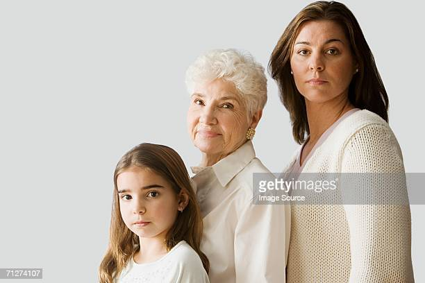 Women of the family