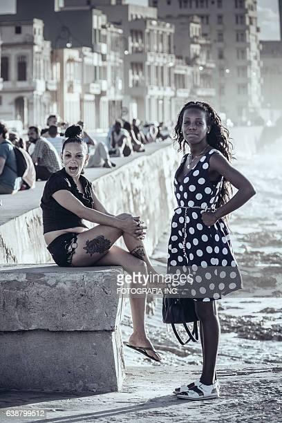 Women on Malecon