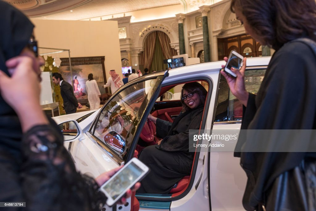 Redefining Womanhood in Saudi Arabia