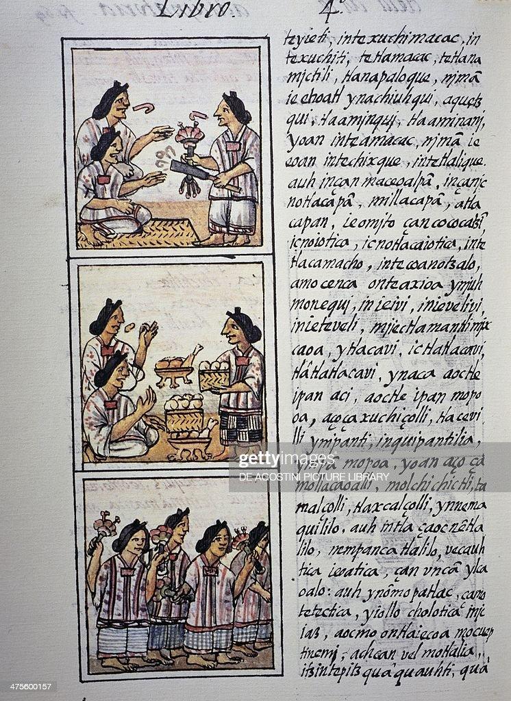Women preparing a feast... : News Photo