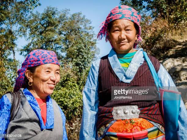 Las mujeres Sherpa